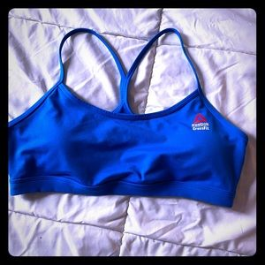 Women's Reebok Sports Bra.